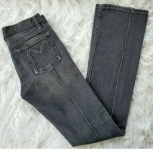 Vintage Marc Jacobs Gray Denim Jeans Retro M Logo